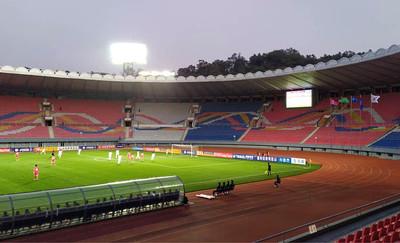 南韓足球代表團:北韓行是惡夢