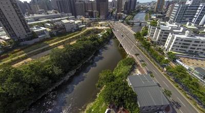 桃園率先實施 河川區容積移轉