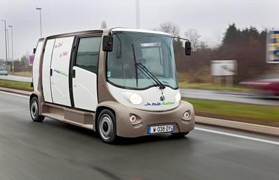 裕隆持續拓展外國業務版圖 未來將代工組裝法國Muses電動物流車