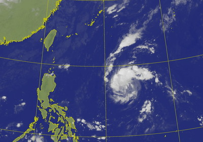 20號颱風「浣熊」最快今生成 周四五雨區擴大