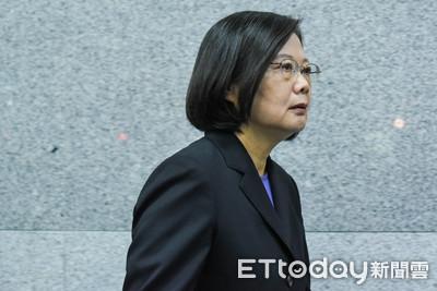韓國瑜遭酸想休就休、想上班就上班 蔡英文:我把國政當最優先
