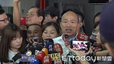 陳其邁酸韓國瑜選總統不是選「總機」...敏感的就轉接給國政顧問