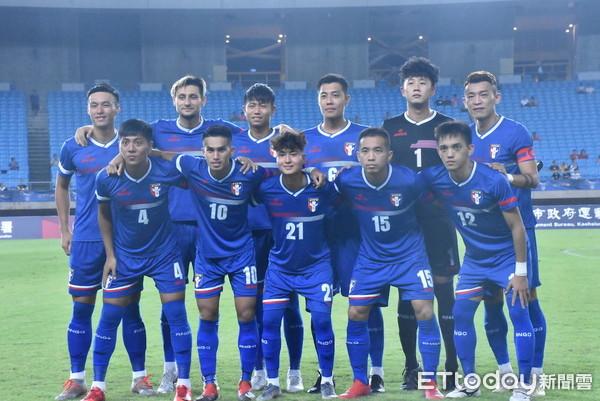中華男足FIFA排名再滑落三名次 來到141位、排在亞洲第26