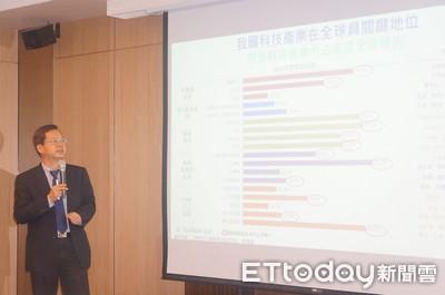 內閣財經總軍師預言:台灣全年經濟成長率將是亞洲四小龍之首