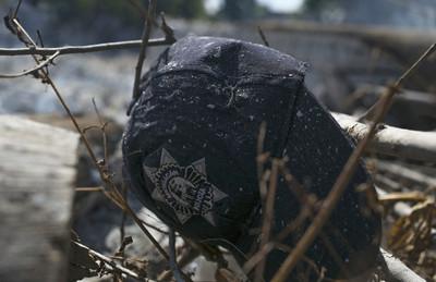 墨西哥販毒集團埋伏 槍殺13警察