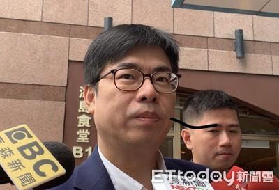 陳其邁:韓國瑜上次塞子這次換神話故事?