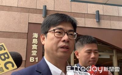 吳斯懷、葉毓蘭篤定進入立法院 陳其邁酸國民黨:統一無法擋