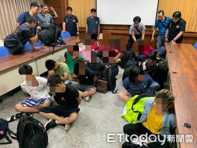 越南客搭船偷渡 海巡循線瓦解人蛇集團