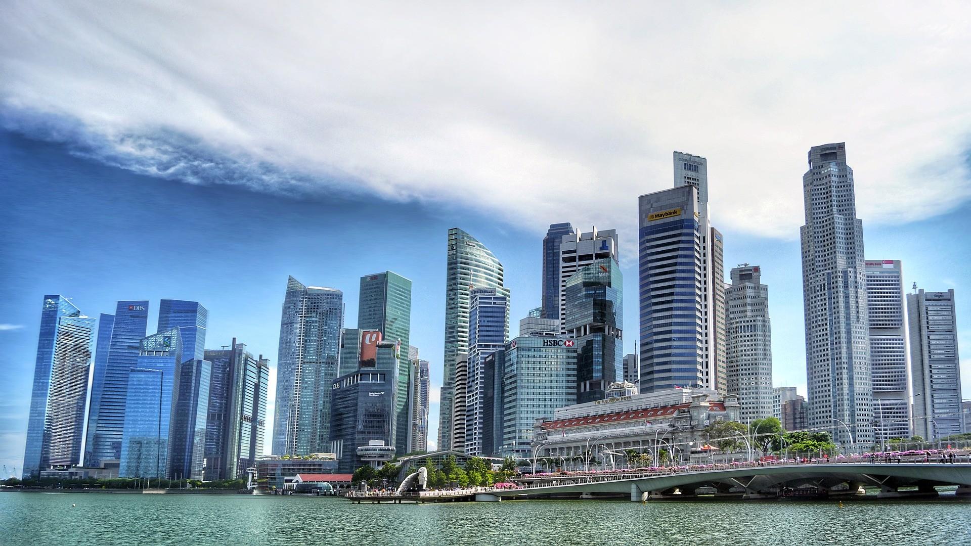 ▲▼  新加坡,高樓大廈,新加坡房子 。(圖/取自免費圖庫pixabay)