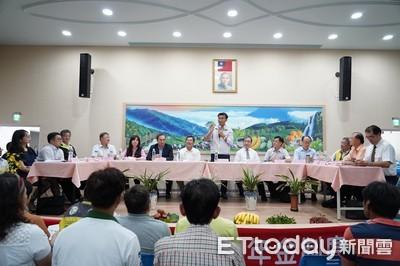 陳吉仲談農民福利與年金制度