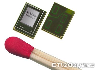 英飛凌技術導入Pixel 4 實現手勢控制