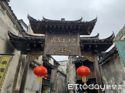 回音壁、一傘巷 揭密洪江古商城