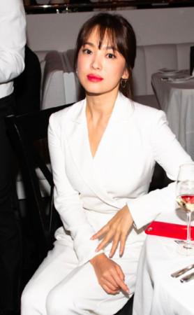 ▲宋慧喬原預計17日出席活動,這是她離婚後首個在國內出席的大型行程。(圖/翻攝自IG)
