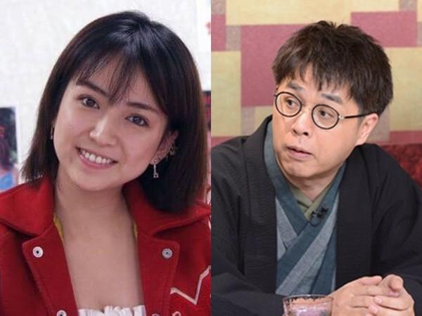 ▲▼立川志樂二婚娶小18歲女偶像酒井莉菜,常被誤認父女。(圖/翻攝自日網)
