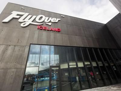 智崴攜手美國旅遊大廠插旗冰島 世界最北飛行劇院開幕