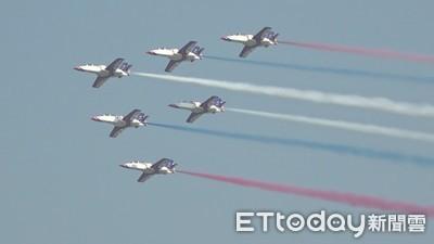 台南空軍基地19日開放參觀