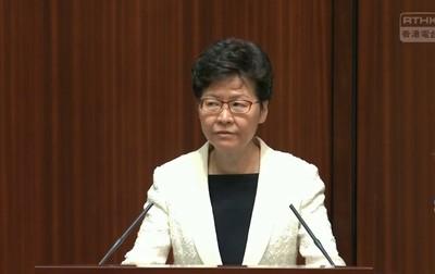 只有「港府」才能救香港