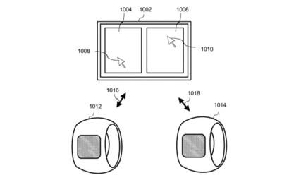 蘋果專利「智慧戒指」曝光 Apple Watch 迷你版...可連iPhone、iPad