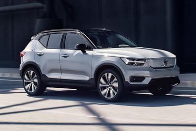 Volvo首款電動車「XC40 Recharge」登場!充滿電可跑400KM