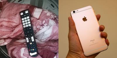 她「iPhone丟洗衣機」下場驚呆!