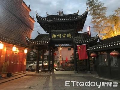 穿越4200年乾州古城 湘西四古鎮之首