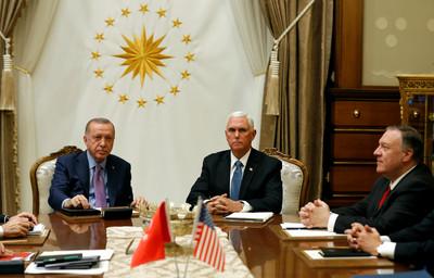 土耳其:不是停火只是「暫停」