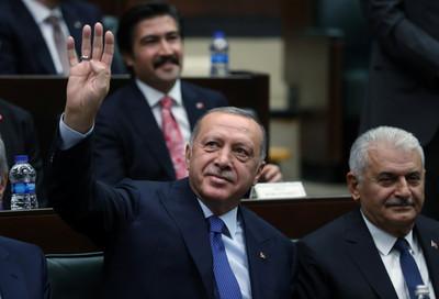 土耳其和利比亞共劃「海上邊界」