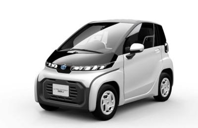 豐田Ultra-Compact BEV電動車
