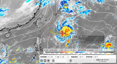彭啟明:周末將會有「共伴效應」地型雨