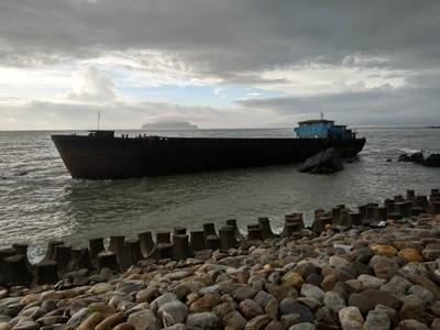 大陸「幽靈船」奇幻之旅終結 22日起就地拆解