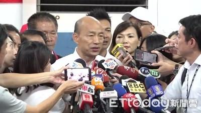 韓國瑜喊廢一例一休又改口 蔡英文:信口開河不是選總統的態度