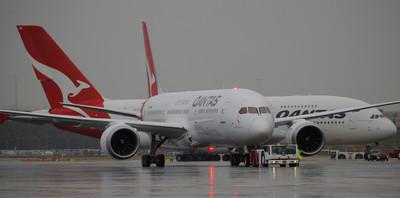 挑戰連飛19小時 澳航創最長紀錄