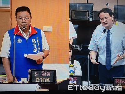 環保局長嗆台中國民黨的…被趕出場