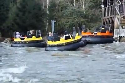 11歲女童玩急流泛舟摔落遭沖走溺斃