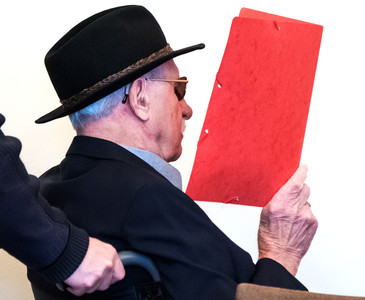 93歲前納粹警衛被控謀殺5230人
