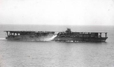 航母加賀號找到了 主副砲仍可見