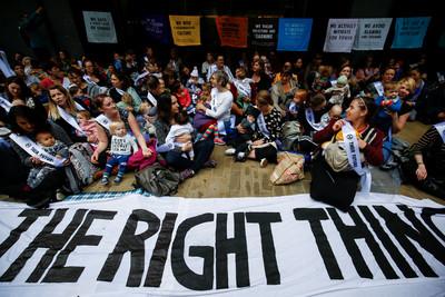 抗議氣候變遷!英政府下令停止...已逮捕1642人