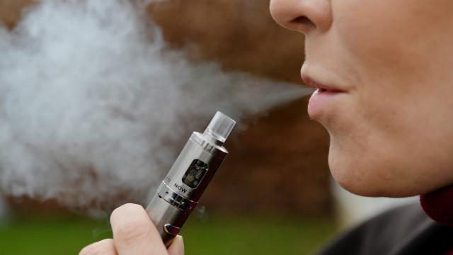 ▲▼電子菸,電子煙。(圖/達志影像/美聯社)