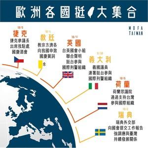 吳釗燮專訪/最大成就感:歐洲關係30年最緊密