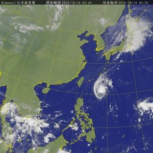 第21號颱風「博羅依」可能生成! 預測路徑曝