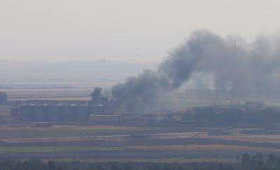 庫德族:土軍持續轟炸違反停火協議