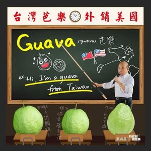 蘇貞昌「晶晶體」報喜:會做事就是把Guava賣到America