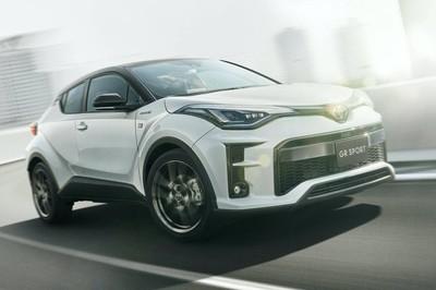 76.7萬、日本獨享!TOYOTA C-HR新增「GR Sport」車型