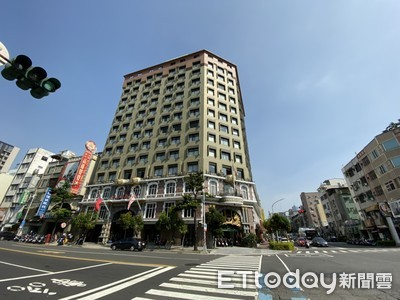 高雄老牌漢王洲際飯店驚傳明年1月18日歇業