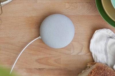 Google Nest Mini智慧音箱要來台灣了