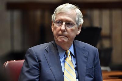 參院共和黨領袖:撤軍是嚴重戰略錯誤