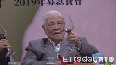 久違現身氣色佳 李登輝:唯一支持蔡英文!讓蔡總統成功連任