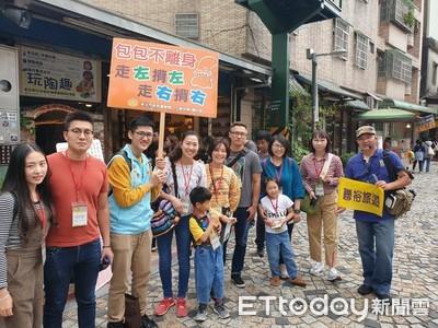 鶯歌親子陶瓷嘉年華 三峽警預防犯罪宣導