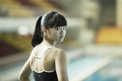 全運會/跳水蘿莉李韋臻廣告爆紅
