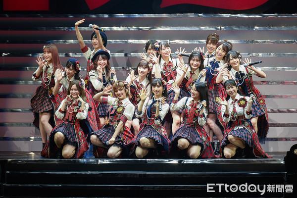 ▲▼AKB48首次攻蛋舉辦演唱會。(圖/記者張一中攝)